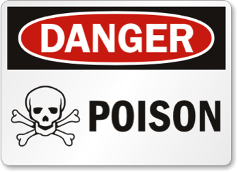 Poisoning is one of the leading causes of injury to children under five years