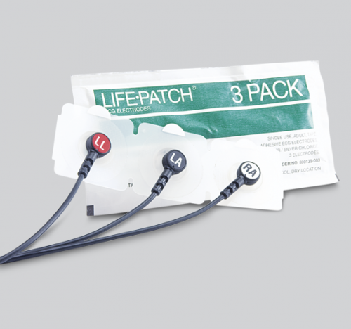LIFE-PATCH ECG electrodes