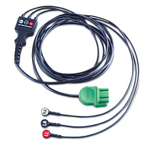 3 Wire ECG Cable